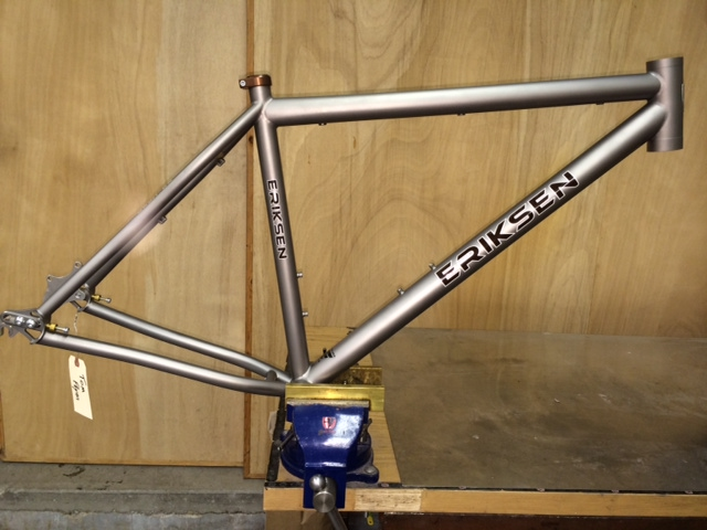 we have several frames and bikes for sale three 650b hard tail frames a complete 650b single speed bike two road frames and a complete